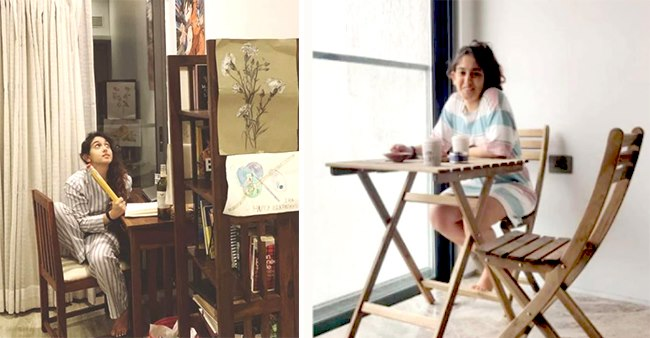 Ira Khan Shares A Glimpse Of Her 'Favourite Spot' In Her New Apartment