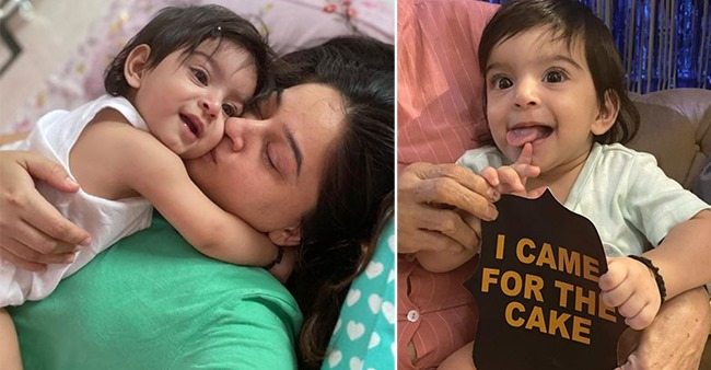 Mahhi Vij Is Super Excited For Baby Tara's 1st Birthday; Starts Countdown & Posts A Twinning Pic