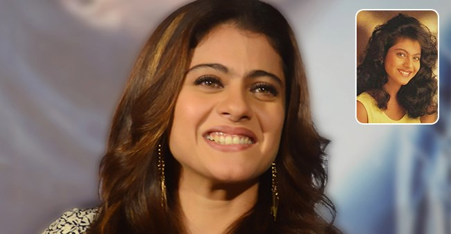 Kajol Shares A Throwback Pic Flaunting Poofy Curls Inspired From 80s; Fans Just Love Her Looks