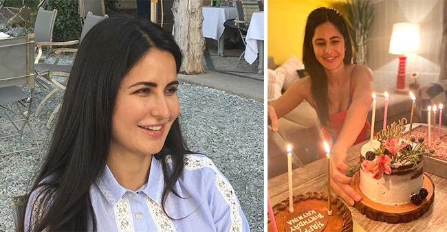 Katz Shares A Glimpse Of Her Birthday Celebrations At Home & Thanks Everyone For Wishes