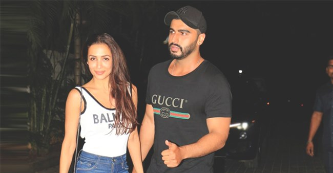 Lovebirds Malaika & Arjun Share Some Wise Words With Same Insta Post