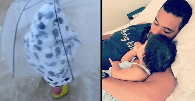 Neha Dhupia Posts A Cutesy Video Of Baby Mehr As She Turns 20-Months-Old Today