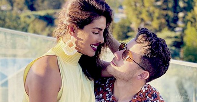 Nick Jonas Shares A Romantic Pic To Wish PeeCee On Birthday; Calls Her 'Caring & Wonderful Person'