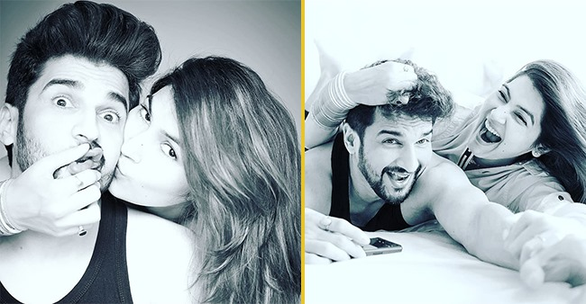 Manish Raisinghan & Sangeita Chauhaan Share Romantic Pictures On One Month Of Marriage