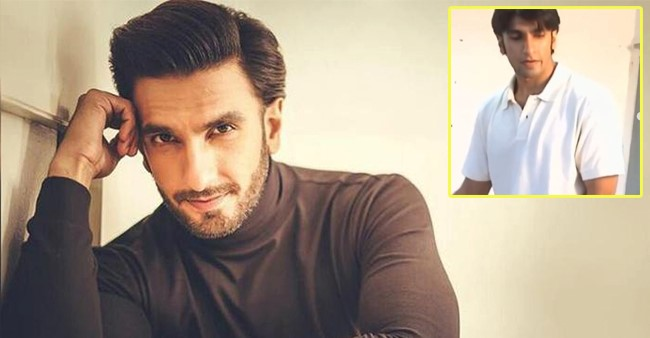Ranveer Singh's Fan Club Shares The Video Of Actor Auditioning For His First Film; Fans In Awe