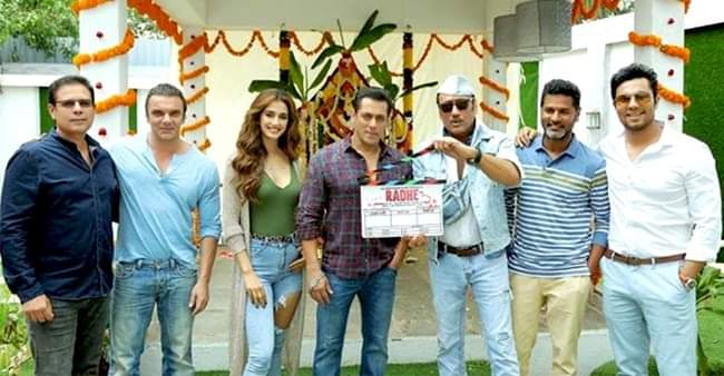 Salman Khan keen to complete his next 'Radhe: Your Most Wanted Bhai' by August-end