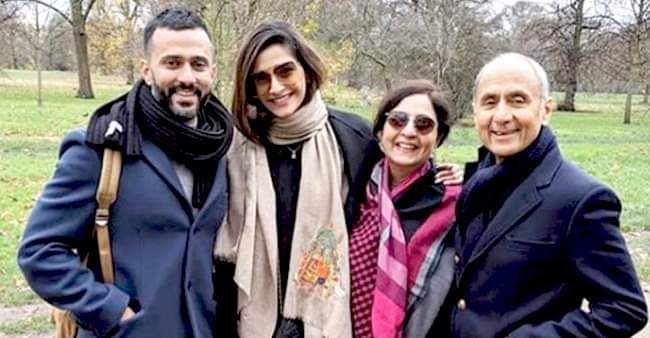 Sonam Kapoor Ahuja's mother-in-law, Priya Ahuja is 'one of the most progressive and cool women'