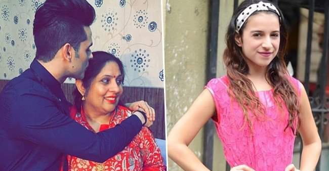 Benafsha Soonawala wished beau Priyank's mother 'Happy Birthday aunts' followed by a heart whelming note