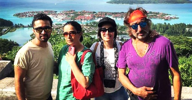 Chhichhore Actress Shraddha Kapoor Looks Cute In This Throwback Family Vacation Pic