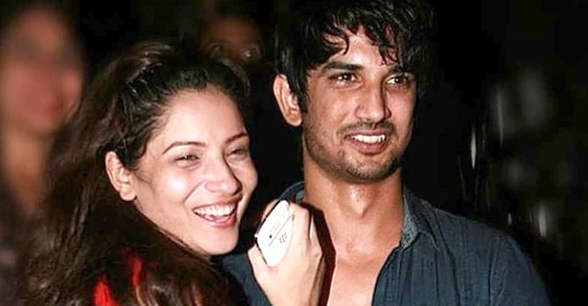 Sushant's Ex-GF Ankita Shares Pic Of A Dog 'Scotch' That They Got Together