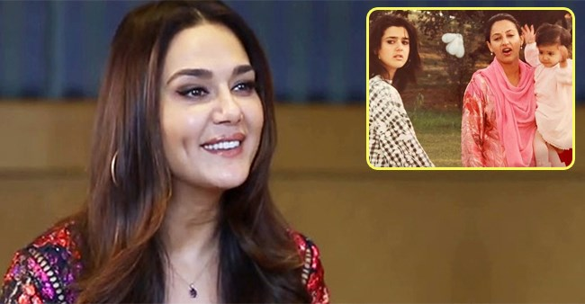 Preity Zinta Shares A Throwback Pic From Her Delhi Days; Fans Say 'Please Come Back""