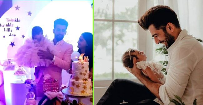 Jay Bhanushali celebrates daughter Tara's birthday, shares the videos with fans