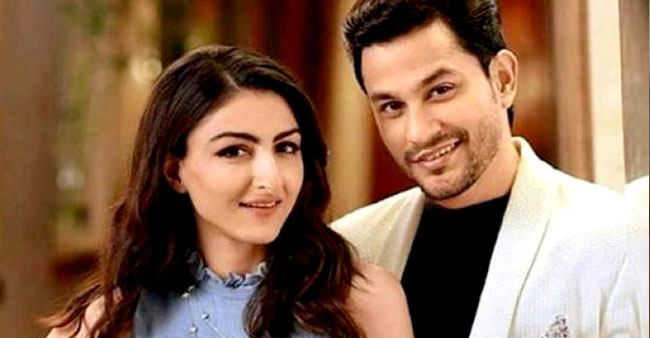Soha and Kunal enjoys the release of Kunal's new movie 'Lootcase' together, the latter shares a glimpse