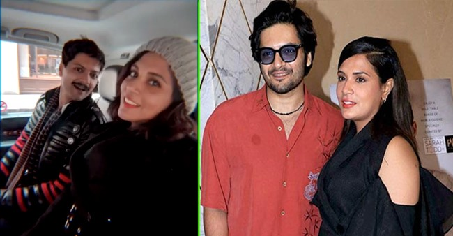 Richa Chadha shares adorable video with beau Ali Fazal, gives it a funny caption