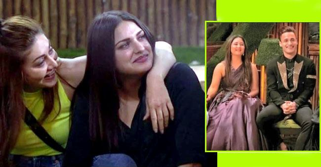 BB13 fame Himanshi Khurrana shares throwback pictures in the spirit of celebrating friendship day