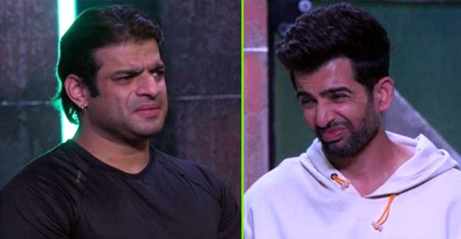 Karan Patel and Jay Bhanushali enter a jacuzzi filled with fish gut, KKK Made In India takes it up a notch