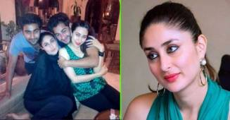 Kareena Kapoor Khan wished cousin brother Aadar Jain on his special day by sharing a picture