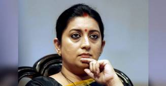 Smriti Irani's new meme like post about how she is waiting for 2020 to end is hysterically funny
