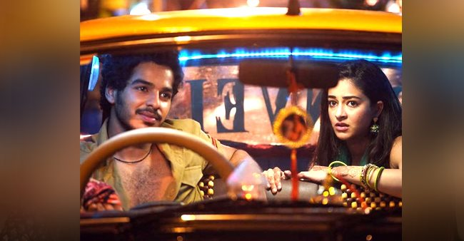 Khaali Peeli teaser out, looks like Ishaan and Ananya are on the run in the action packed thriller