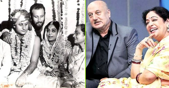 Anupam Kher shares unseen picture with wife Kirron on their 35th anniversary