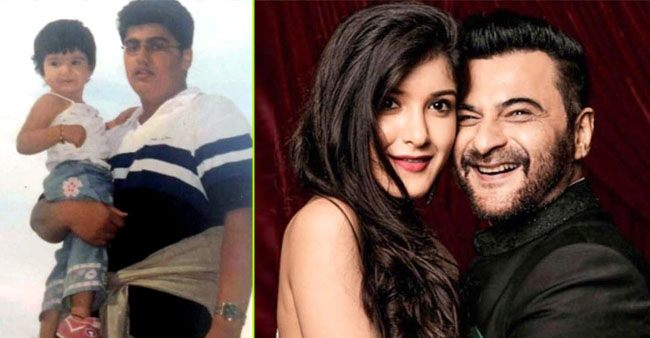Sanjay Kapoor shares throwback picture of daughter Shanaya with brother Arjun Kapoor