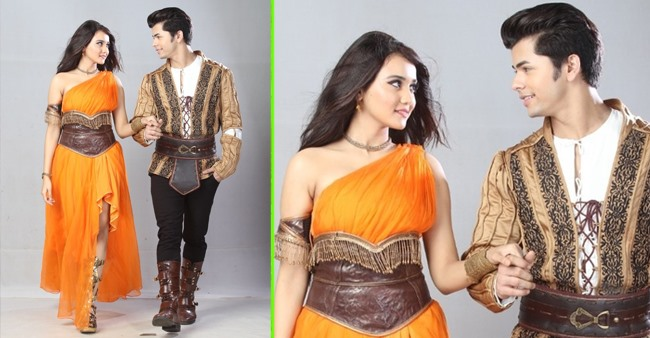 Siddharth Nigam and Ashi Singh's new Avatar after their rebirth on the show
