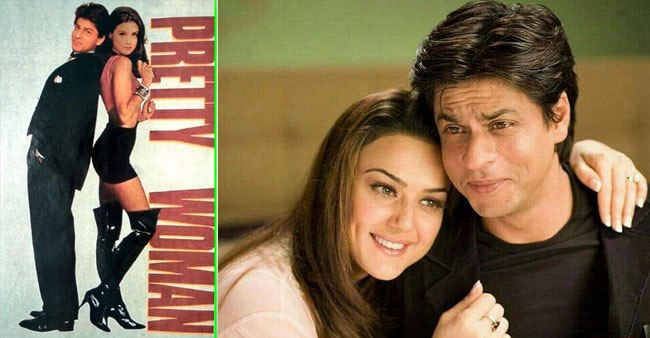 Preity Zinta shares a throwback picture with Shah Rukh Khan, makes all fans nostalgic