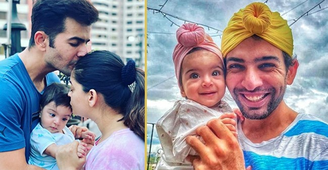 Jay Bhanushali On Daughter Tara: After Her Birth, Mahhi & I Grew So Much As Parents & Humans