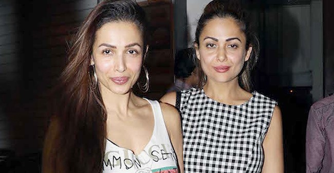 India's Best Dancer: Malaika Remembers Her Childhood Days With Sister; Calls Amrita Her Kid