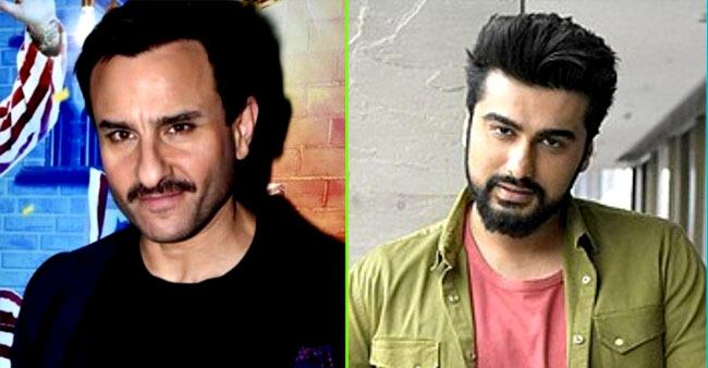 Saif Ali Khan and Arjun Kapoor to unite for horror comedy 'Bhoot Police'