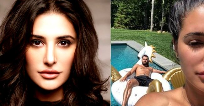 Nargis Fakhri is now truly in love with New York based chef