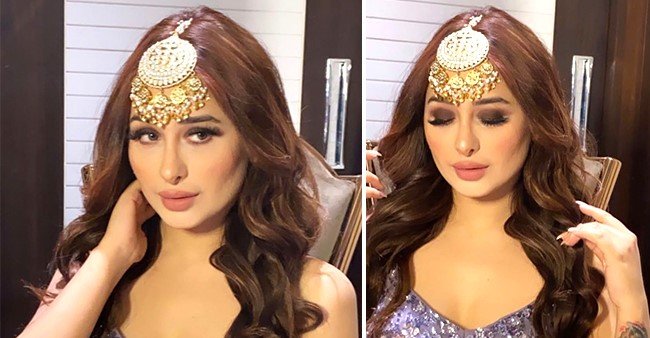 Mahira Sharma's new pictures make fans think if she is preparing to be on Naagin 5