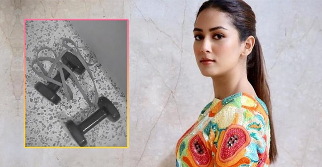 Mira Rajput Kapoor is trying to stay fit as she stays indoor; shares the recipe with fans