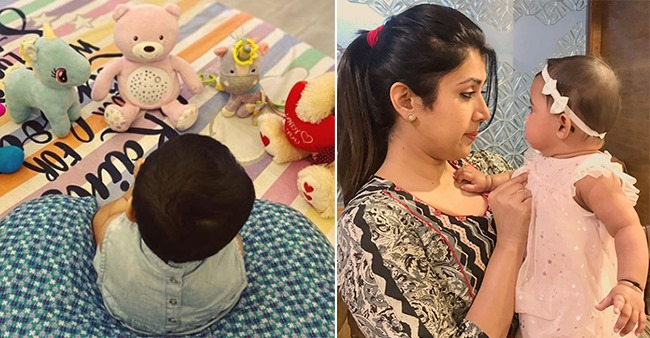 Ankita Bhargava shares pictures from daughter Mehr's playdate during lockdown