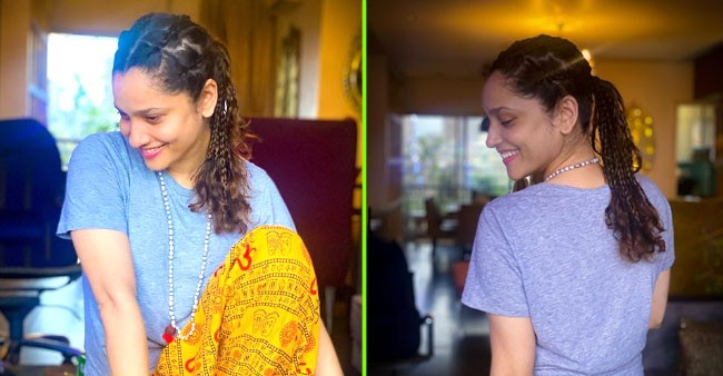 Ankita Lokhande thanks mommy for her new hairstyle, writes 'Maaaa tere jaisa yaar kaha'
