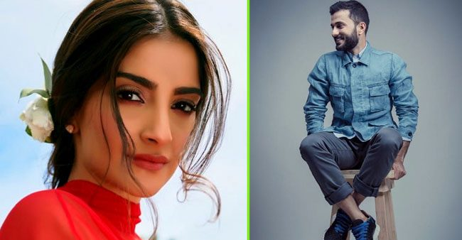 Sonam Kapoor's 'appreciation post' for hubby Anand Ahuja is all about love; See pic