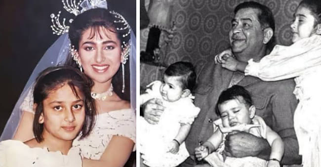Kareena Kapoor Khan shares a rare picture on sister Riddhima's birthday