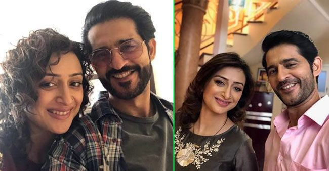 Adorable love story of Hiten Tejwani and Gauri Pradhan that gives us major relationship goals
