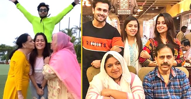 Shoaib Ibrahim and Dipika Kakar on a vacation with their in-laws