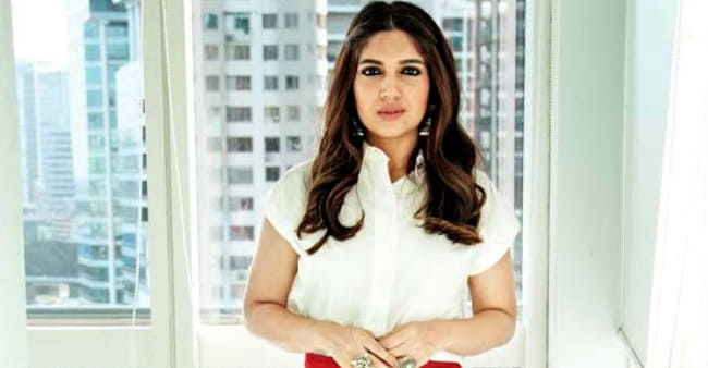 Bhumi Pednekar's personal ambition as an artist is just admirable