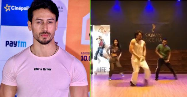 Tiger Shroff on a collab with BTS; They are such holistic performers