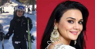 Preity Zinta shares a throwback pic from her ski trip, captions 'cannot wait for winter'