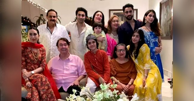 Kareena to Neetu and Randhir Kapoor: Sneak peek into Kapoor family members' social media