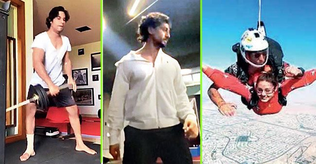 Randeep Hooda, Tiger Shroff and Huma Qureshi to soon resume their action-packed projects; See videos