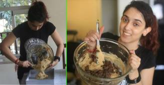 Aamir Khan's daughter Ira relives her 'baking days' as she shares throwback kitchen pics