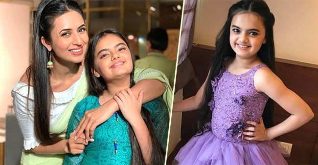 Divyanka Tripathi's heart warming message for Ruhaanika's birthday will melt your heart