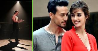 Disha Patani praises rumored BF Tiger Shroff, drops a 'wow' comment on his dance clip