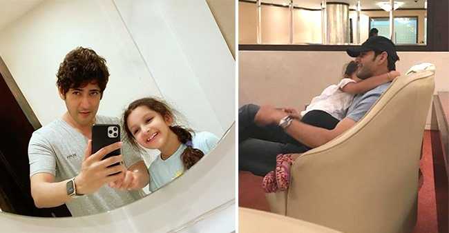 Mahesh Babu's daughter Sitara's happy place is snuggly and special