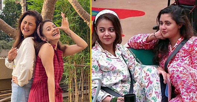 Enjoy Some Of Best Moments Of BB13's Besties Rashami Desai & Devoleena Bhattacharjee