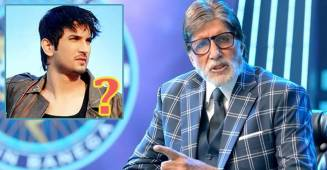 KBC 12: Big B Asks Question On Sushant's Movie 'Dil Bechara' To First Contestant